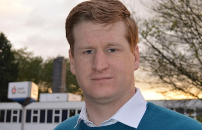 Matthew Scott, Police and Crime Commissioner candidate